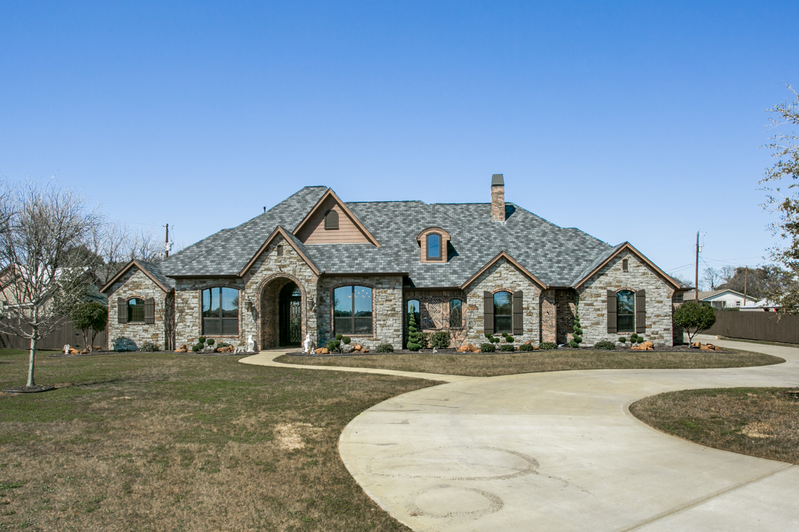Custom Home Build In Keller, Texas