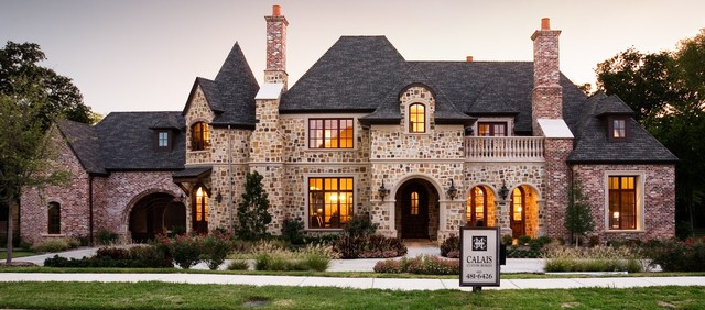 Custom home build st emilion subdivision in southlake for Build a house in texas