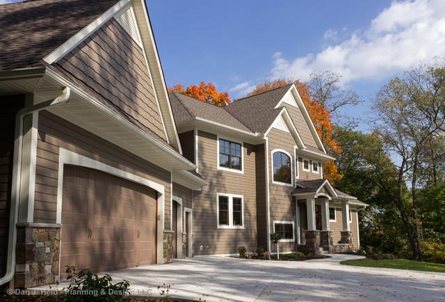 custom home design delano mn traditional exterior ottawa custom home design drafting and house planning