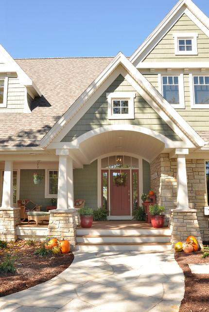 Custom Home - Door County, WI - Traditional - Exterior - Other - by Van's Lumber & Custom Builders, Inc.