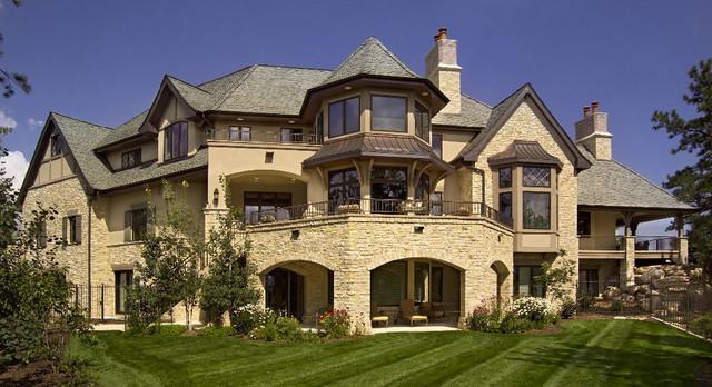 custom home exteriors exterior