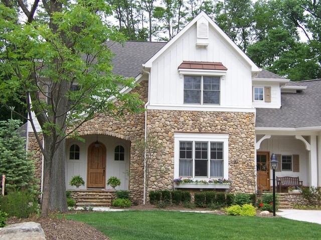 Unique House Front Elevation : Custom home front elevations