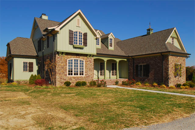Custom home in fairview tn williamson county for Fairview custom homes