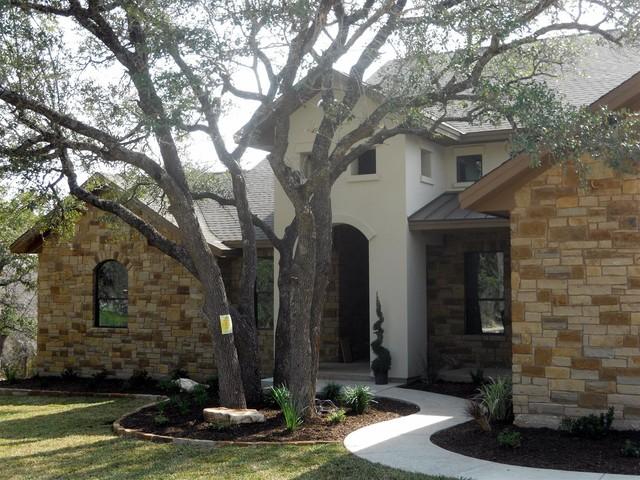 Custom home liberty hill texas mediterranean for Liberty hill custom home builders