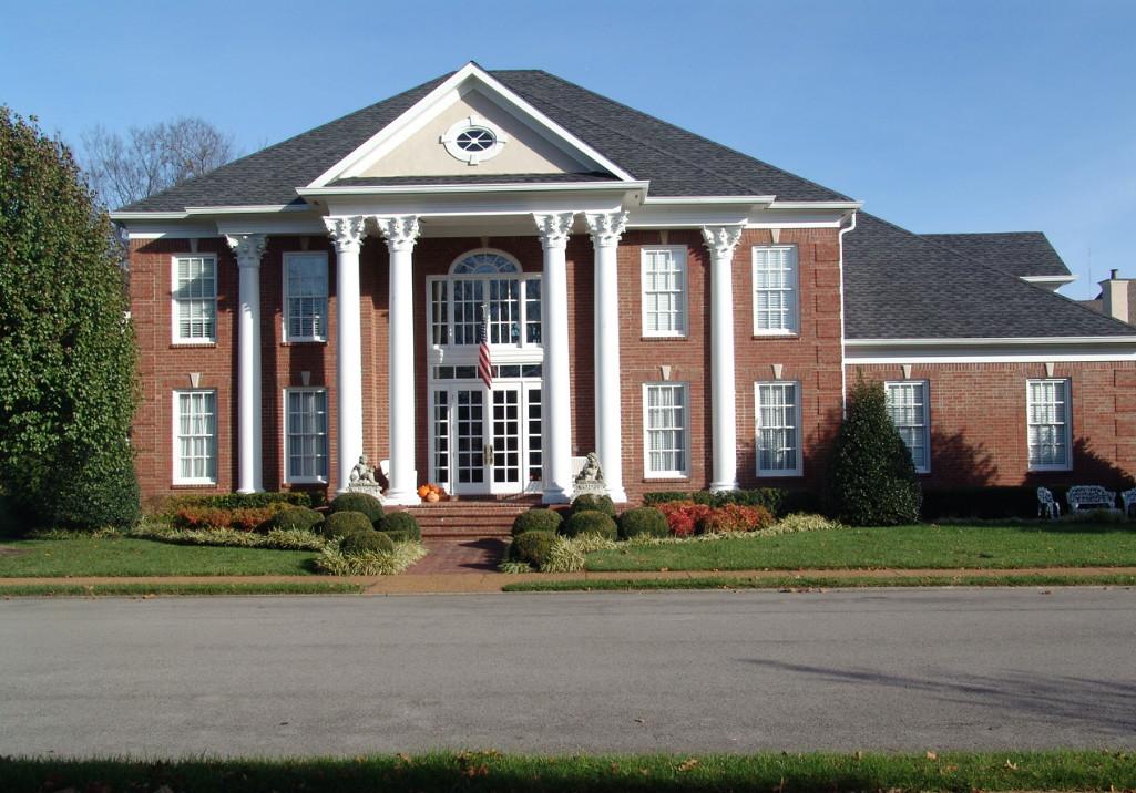CUSTOM HOME, MIDDLETON PARK, NASHVILLE, TN.