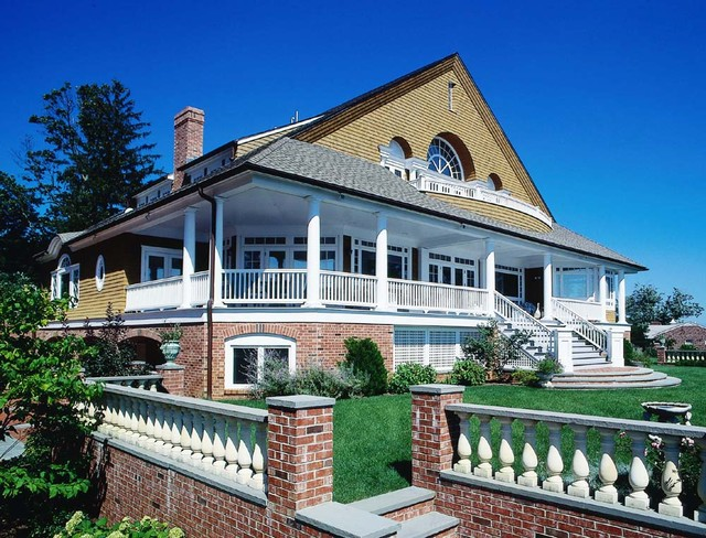 custom home middletown new jersey   traditional