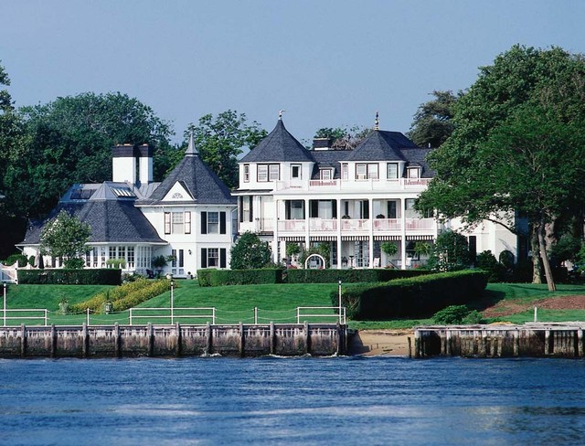 Custom Home Rumson New Jersey Traditional Exterior