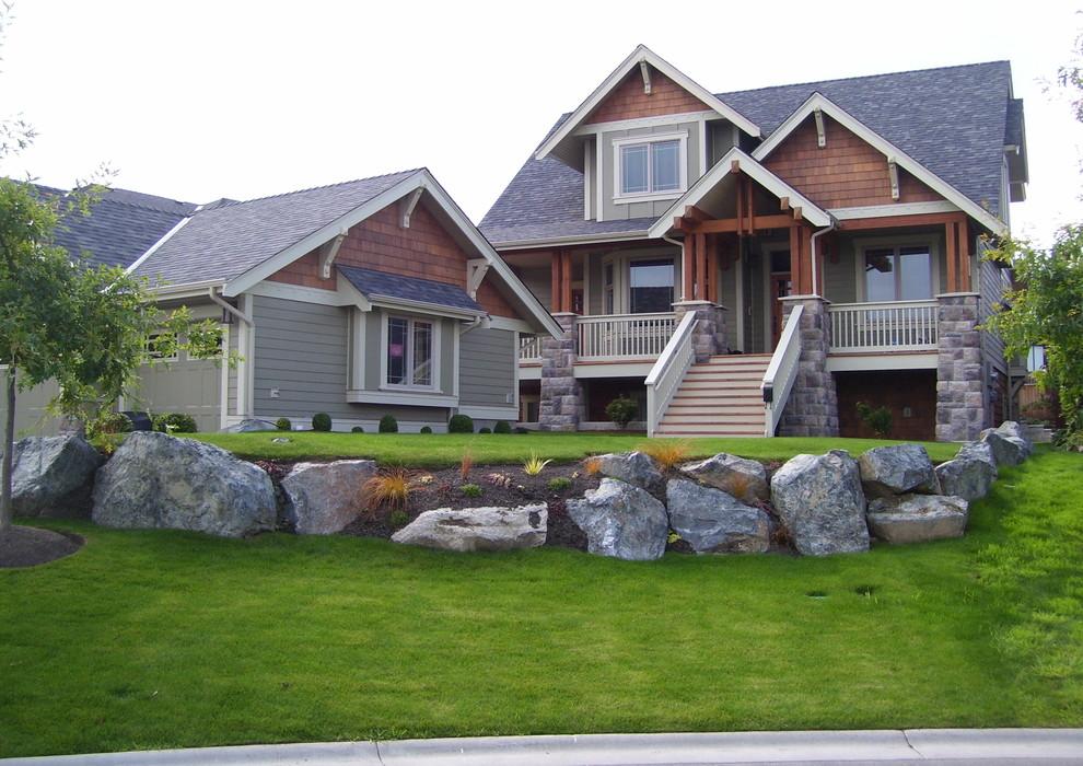 Custom Home Twin View