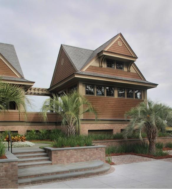 Custom Home Visited On 2014 Cran Kiawah Island Tour