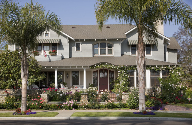 Custom Homes Remodel Additions Traditional Exterior