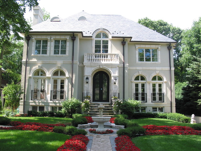 Custom Homes by Reynolds Architecture traditional-exterior