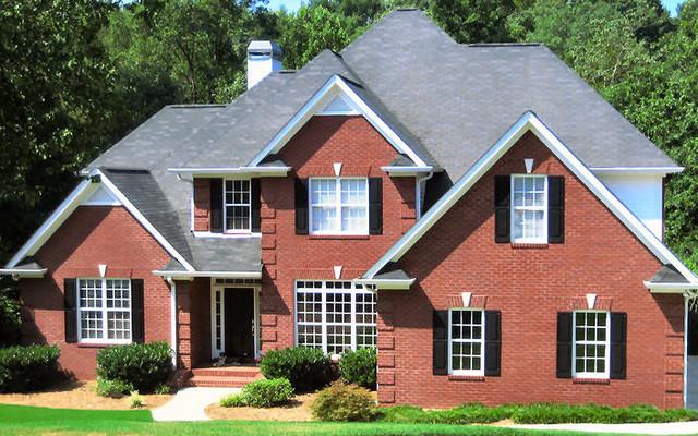 Custom Homes Exteriors Traditional Exterior