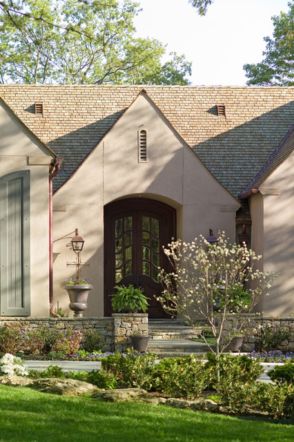 Custom Homes Traditional Exterior Other Metro By