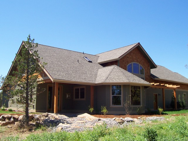 Custom Homes Craftsman Exterior Other By Lasting