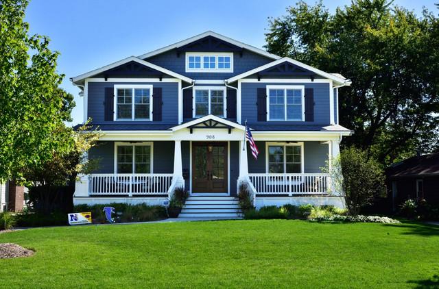 Custom homes for Piani casa rambler