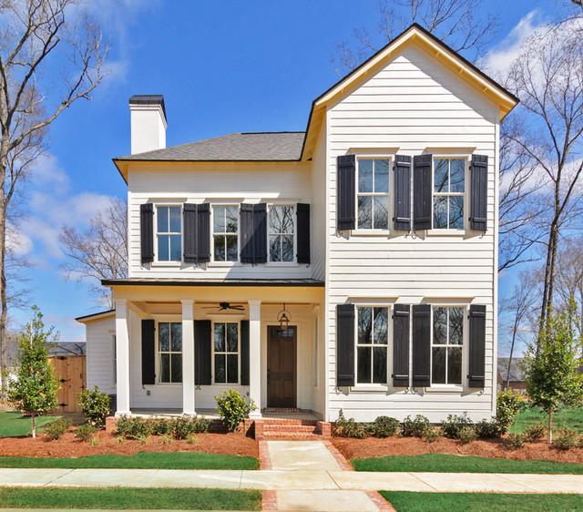 Custom homes shreveport la traditional exterior for Home builders in shreveport la