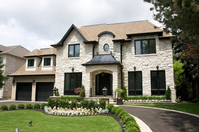 Custom Homes York Traditional Exterior Toronto By