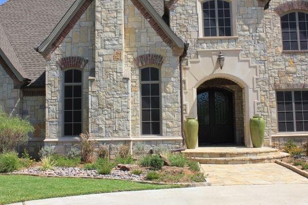 Custom Landscape Design Dallas, TX traditional-exterior