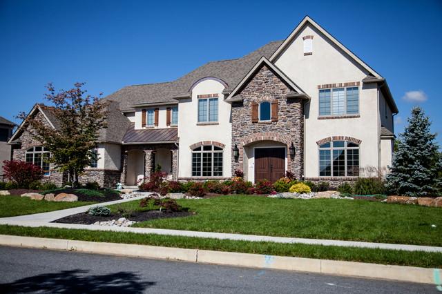 Custom Luxury Homes Traditional Exterior Other By