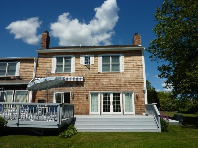 Custom Modular Homes - The Hamptons traditional-exterior