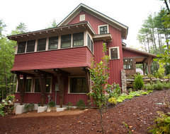 Custom Mountain Craftsman craftsman exterior