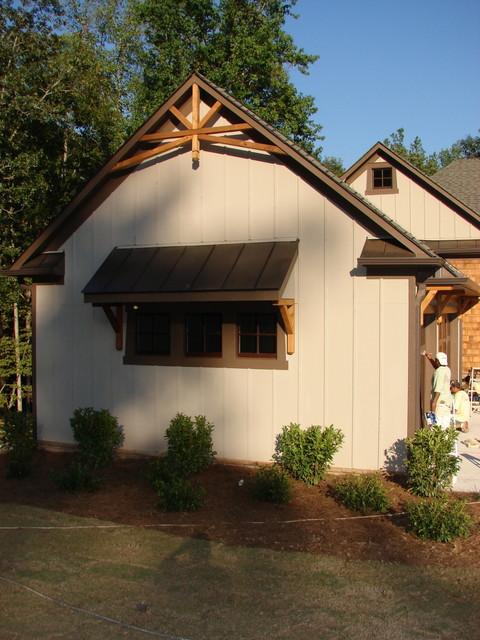 Custom Rustic Ranch Craftsman Exterior Atlanta By
