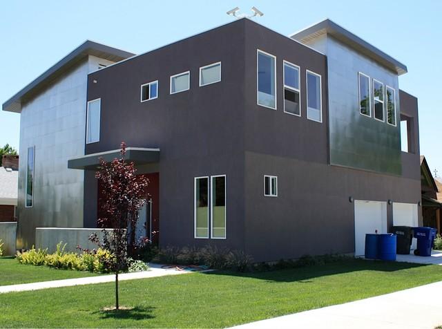 Custom structures modern-exterior