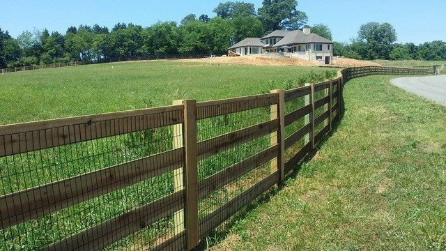 Custom Wood Fences Traditional Exterior Other By Foothills Fence Company