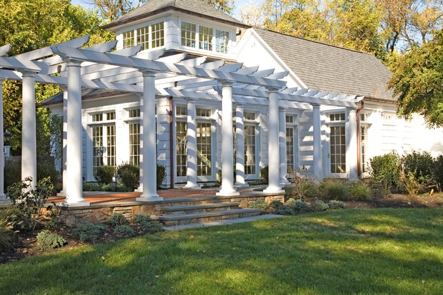 Customizing A Classic traditional-exterior