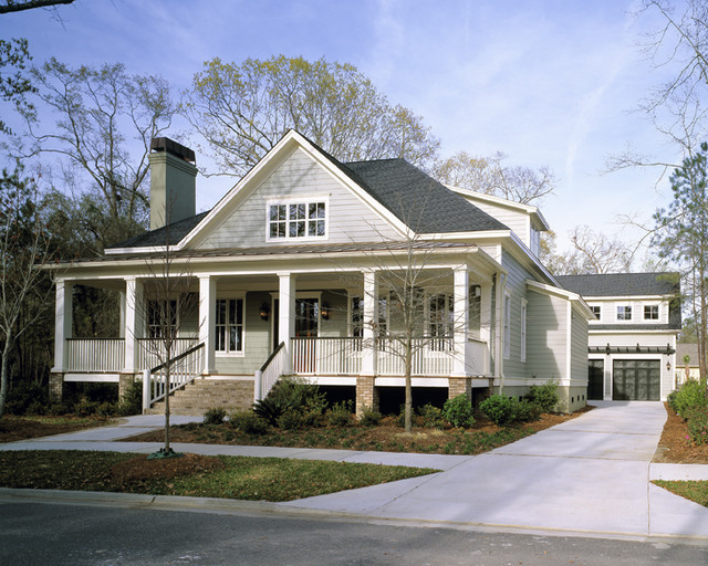 Dalton Front Elevation traditional exterior