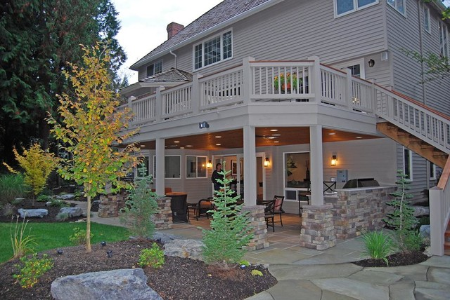 Attrayant Inspiration For A Timeless Exterior Home Remodel In Seattle