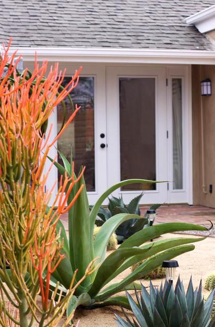 Dana Point, CA - Xeroscape Garden tropical-exterior