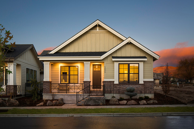 Danforth - Craftsman - Exterior - boise - by Brighton ...