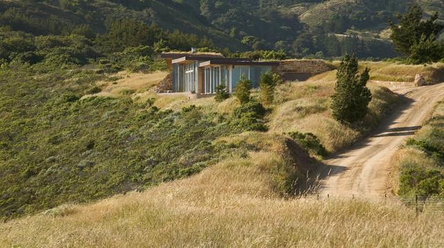 Dani Ridge House Contemporary Exterior San Francisco