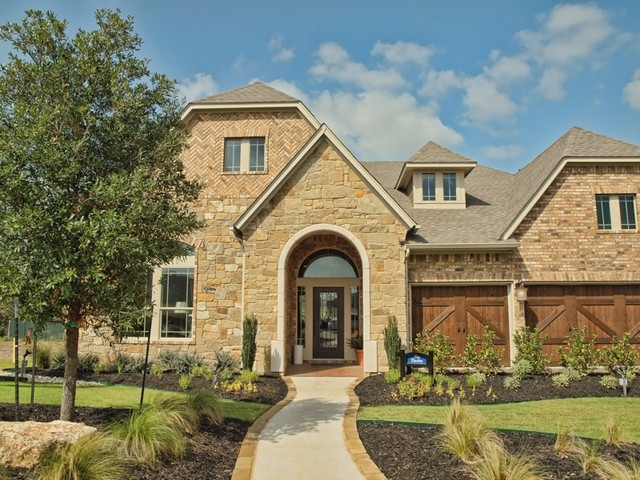 Darby Contemporary Exterior Austin By David