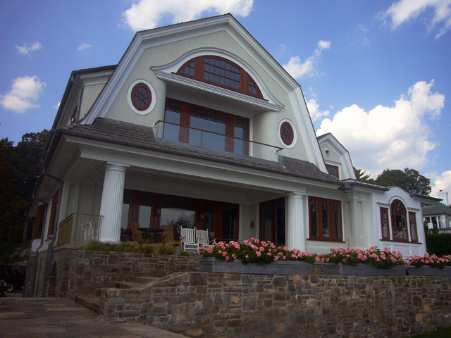 Darien Home Traditional Exterior New York By