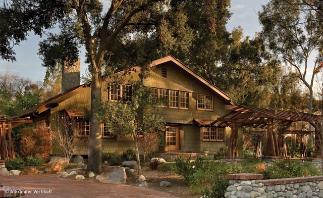 Darling Residence craftsman-exterior
