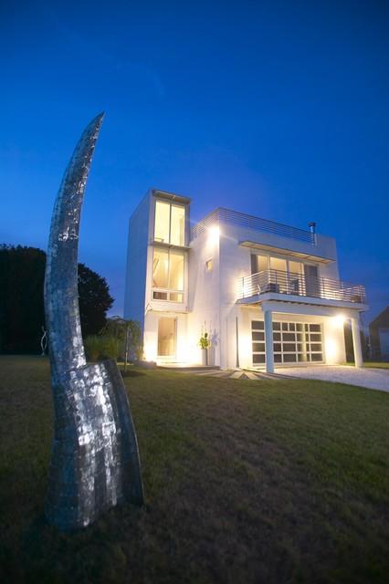 David Daniels Design modern-exterior