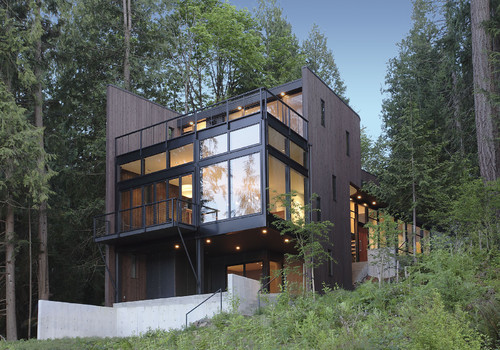 David Vandervort Architects AIA modern exterior