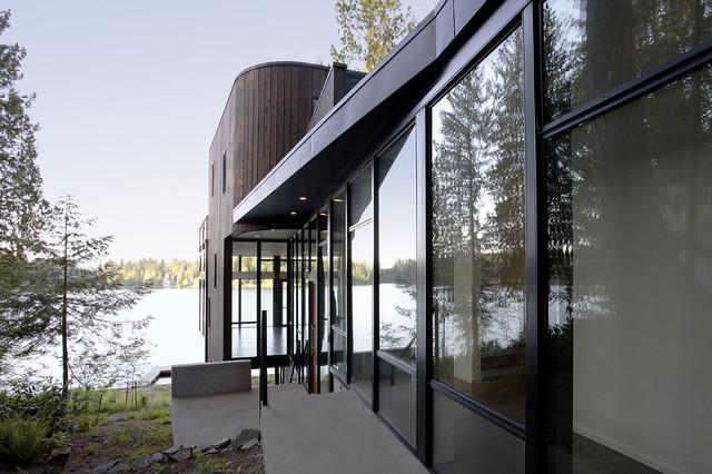 David Vandervort Architects AIA modern-exterior