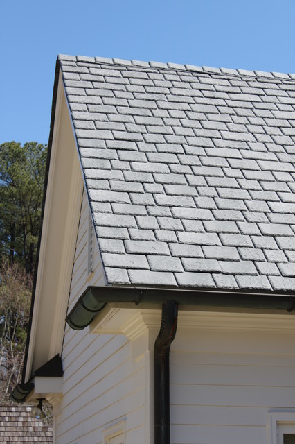 DaVinci Roofscapes Synthetic Slate U0026 Cedar Roofing Traditional Exterior