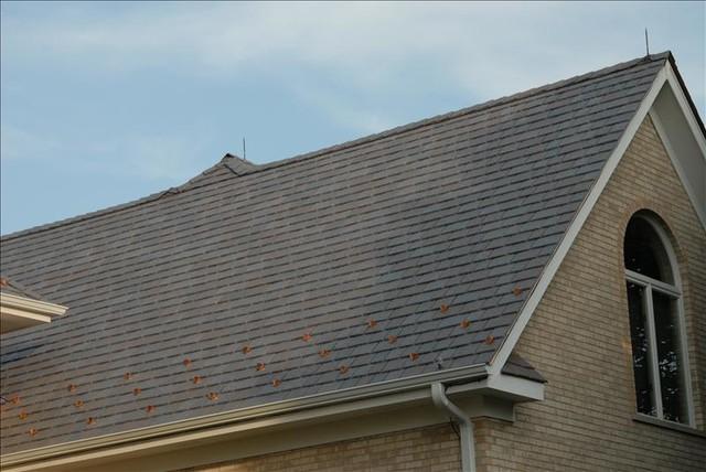 Davinci slate roofing installation traditional Davinci roofing products