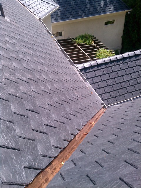Davinci Synthetic Slate Roofing Tropical Exterior: davinci roofing products