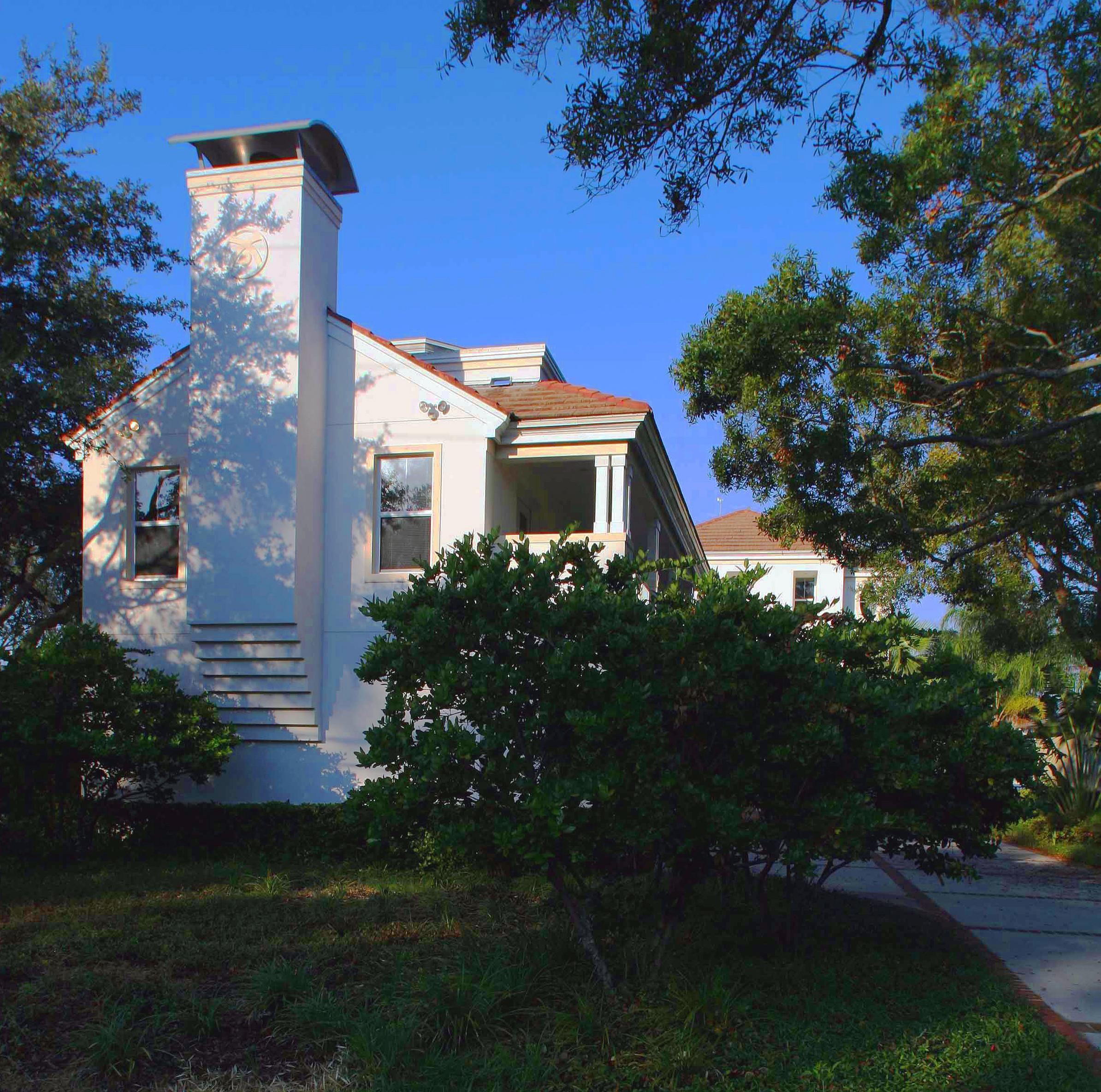Davis Island - New Home