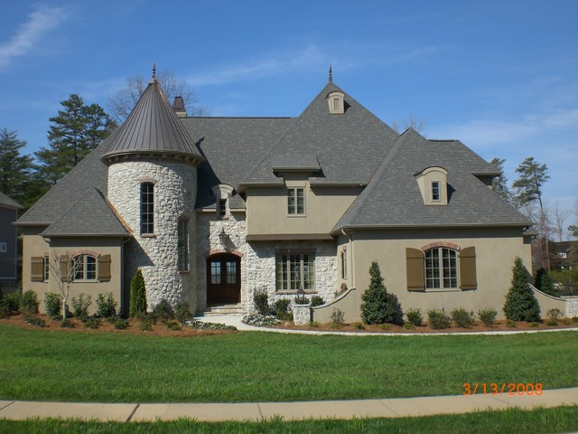 Dawn Manor French House Plans French Provincial House Plans