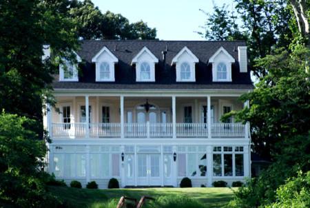 DC Home traditional-exterior