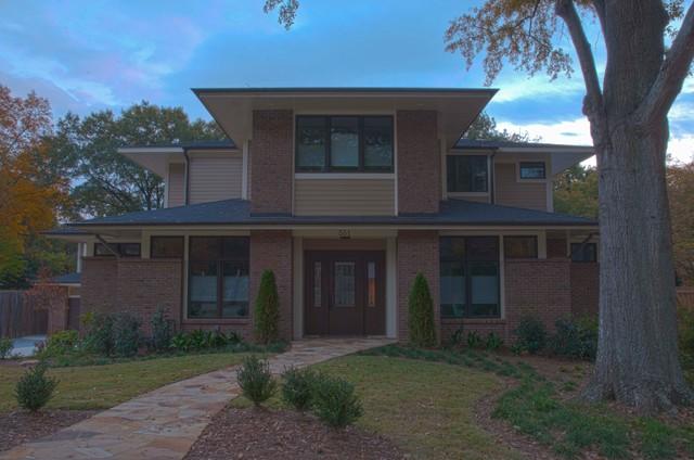 Dean Residence modern-exterior