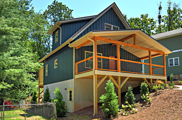 Deaver Exterior Craftsman Exterior Other By Beach