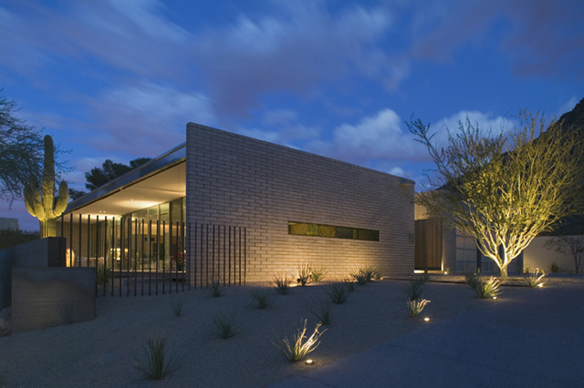 Debartolo Residence modern-exterior