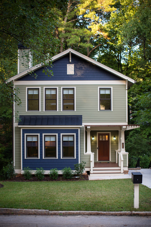 Craftsman Exterior By First Street Builders